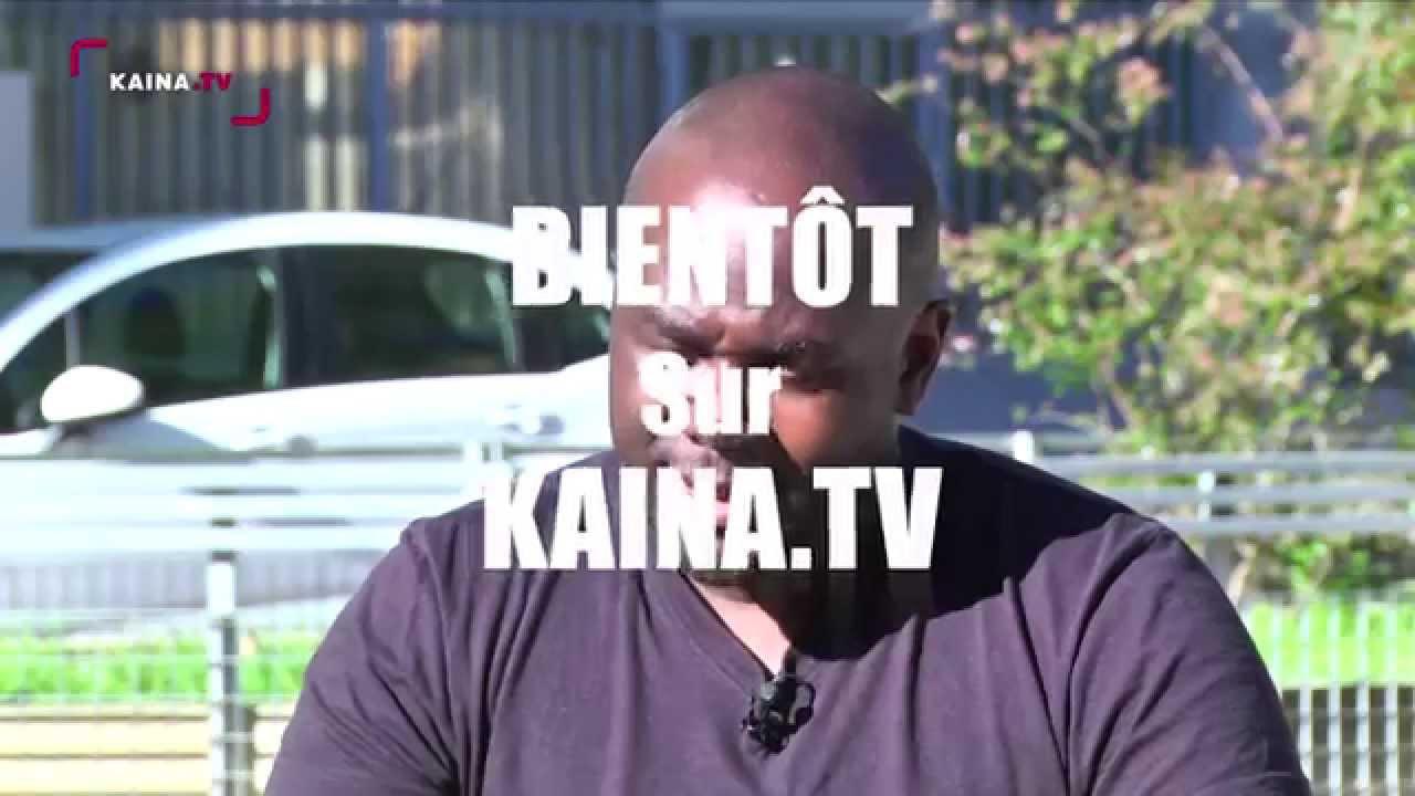 Berthet One de la case Prison  à la case Évasion bientôt sur KAINA TV
