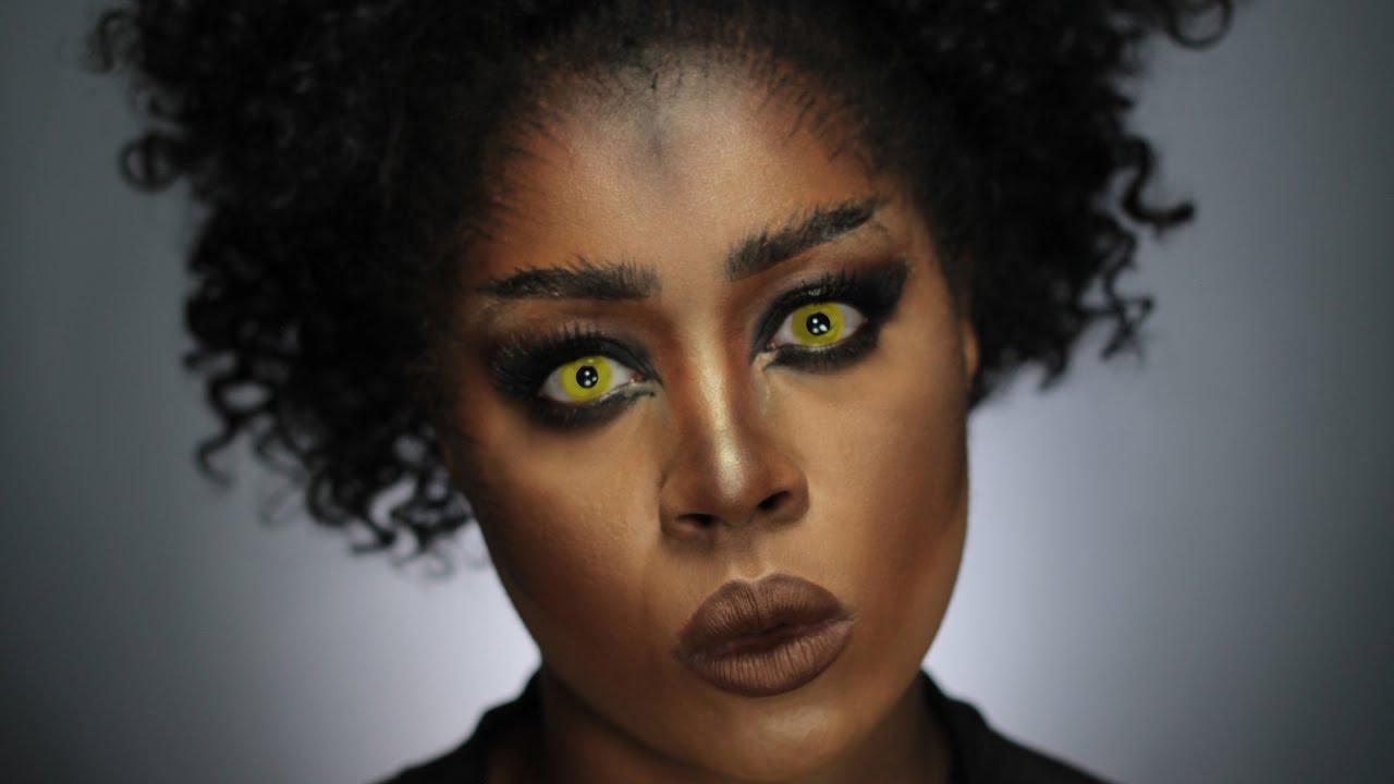 ... How To Do Zombie Makeup On Dark Skin. You Premium