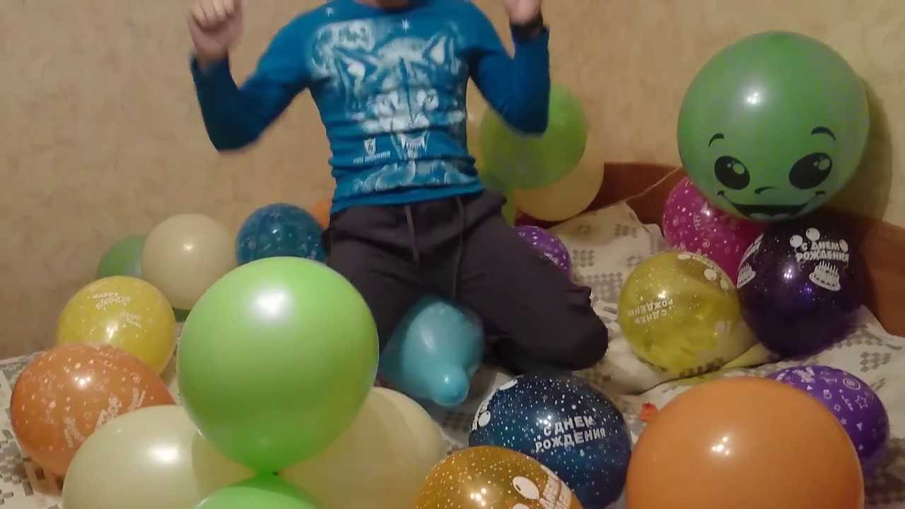 Sit Pop Balloon: Jump And Sit Pop Balloons