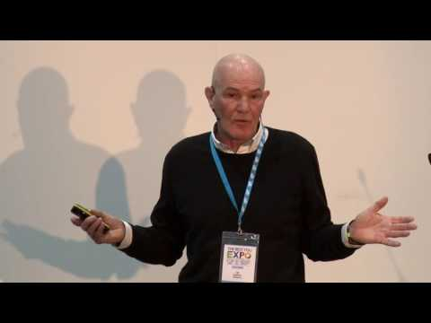 Dr Stephen Simpson Live at the London Excel