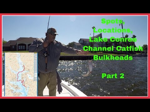 Lake Conroe Locations Part 2