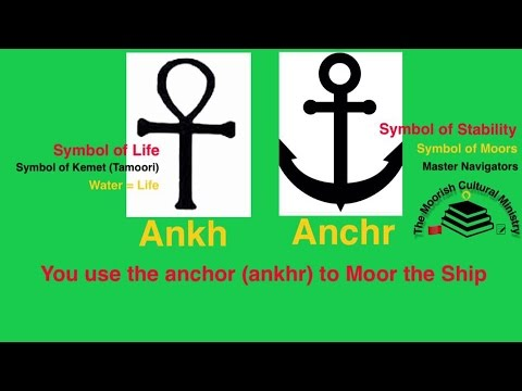 Secrets Of The Anchor Adept Tamoori Science Related To The Ankh