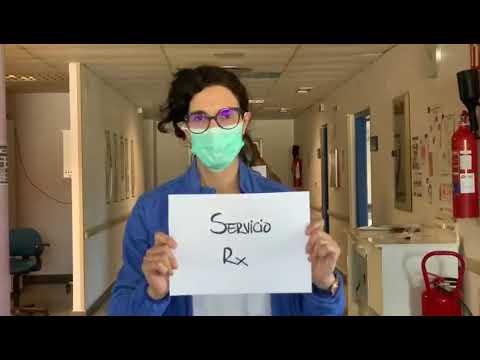 VÍDEO | O servizo de Radiodiagnóstico do Hospital de Verín pídeche que quedes na casa