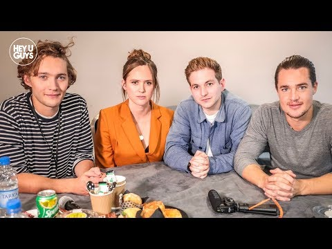The Last Kingdom Season 3 | Harry McEntire, Alexander Dreymon,  Toby Regbo & Emily Cox