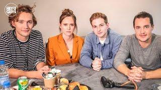 The Last Kingdom Season 3 | Harry McEntire, Alexander Dreymon,  Toby Regbo & Emily Cox