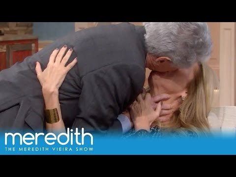 Regis Surprises Kathie Lee! | The Meredith Vieira Show