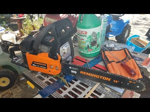 Remington Rm5520r Gas Chainsaw Don T Buy Until You What