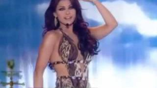 "Haifa Wehbe ""Ya Wad Ya Heliwa"" (Cute Guy) English subtitles هيفاء  يا واد يا حليوة"