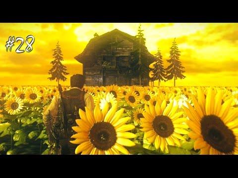The Evil Within - Walkthrough - Part 28 - The Sunflower Barn of HORROR!!!