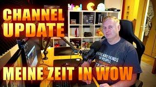 Ein bisschen Abstand von YouTube | Meine Zeit bei PENTA | Neue Games... | Channel Update thumbnail