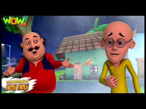 Motu Patlu Ka Ghar - Motu Patlu  in Hindi WITH ENGLISH, SPANISH & FRENCH SUBTITLES thumbnail