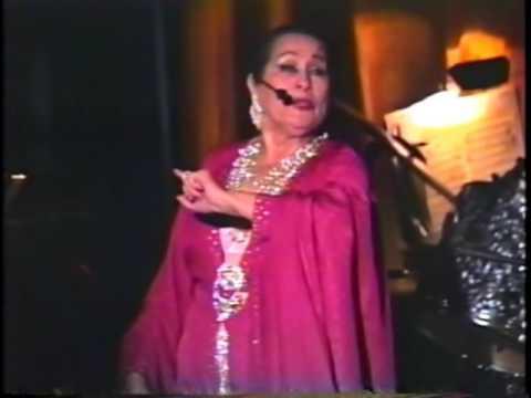 Yma Sumac 1993 Miami Beach concert