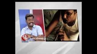 V6 Telangana Song Lyricist & Singer  Mittapalli Surender