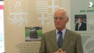 Helmut Harbich zur Eingliederung der Vertriebenen: Bild des damaligen Deutschland vor Augen halten