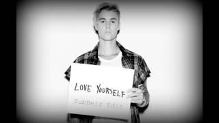 Justin Bieber - Love Yourself (Bored Face Edit)