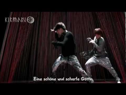 EXO-K (엑소) - Machine (기계) (Korean Ver.) FULL HD (ger. Sub)