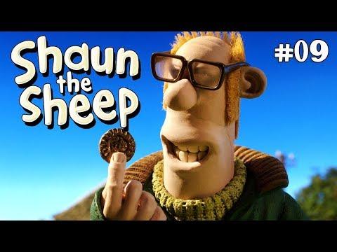 Mendapatkan hadiah - Shaun the Sheep [Prize Possession]