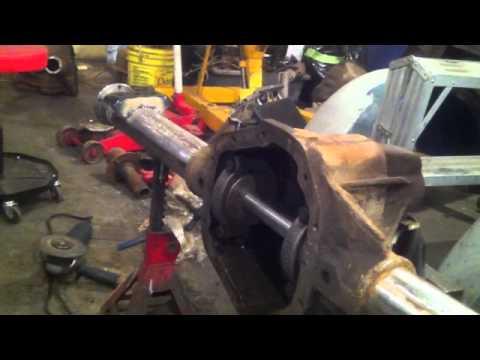 Build A Car >> Fargo Truck TV Episode 8. Building narrowing a dana 60 - YouTube
