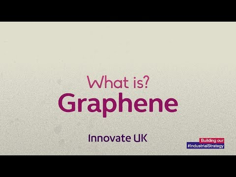 Graphene: The 2D Material That's Set To Change The World