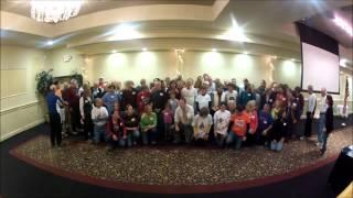 MTC Group  membership photo at Pasta Dinner