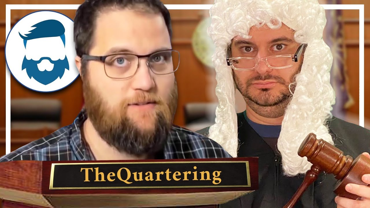 Content Court: TheQuartering