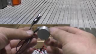 Определение высоты инструмента Mach3