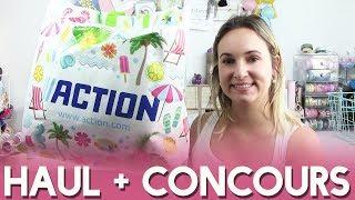 HAUL  ACTION Juin 2018 + CONCOURS | Pnixie