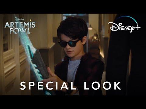 "Disney+ unveils a new teaser trailer for ""Artemis Fowl"""