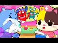 Germs in My Nose | Sick Song | Play Safe Song | Nursery Rhymes | Kids Songs | Baby Cartoon | BabyBus