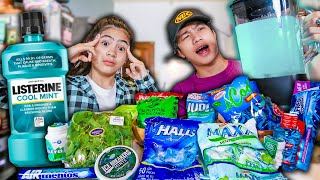 Drinking The MINTIEST DRINK In The World! (WOW) | Ranz and Niana