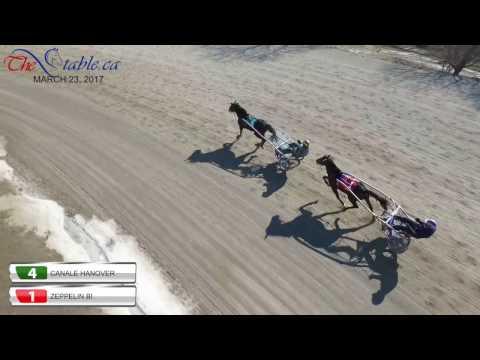 CANALE HANOVER, ZEPPELIN BI, , , , - DRONE - March 4, 2017