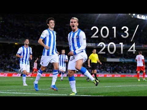Antoine Griezmann • Goals 2013/14 • Real Sociedad • HD