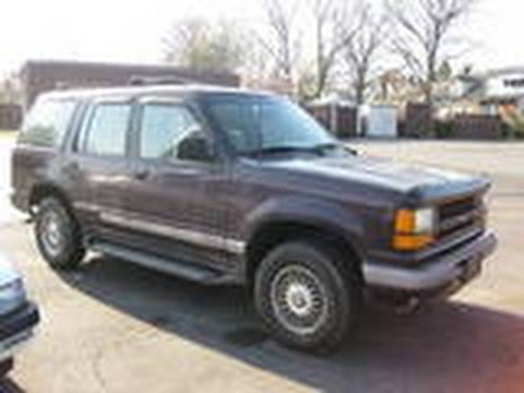 1993 Ford Explorer Limited Start Up Engine And In Depth