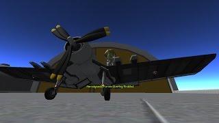 KSP Historical Builds Chance Vaught F4U Corsair