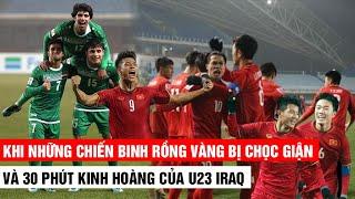 Khi NHỮNG CHIẾN BINH RỒNG VÀNG nổi giận và 30 PHÚT KINH HOÀNG của U23 Iraq | Khán Đài Online