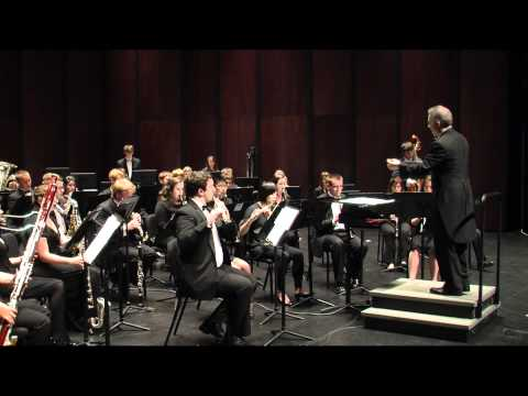 UNC Wind Ensemble - Harry's Wondrous World (Williams)