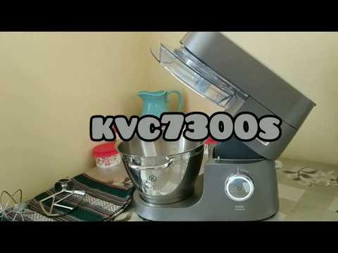 Полезная покупка - Кухонная машина Kenwood KVC7300 S Chef Titanium