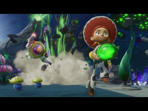 Disney Infinity - Toy Story In Space - Part 4 - stampylonghead  - pMWT94X29Ek -
