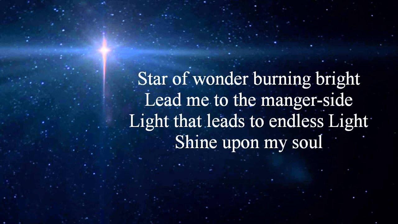 Star of Wonder - YouTube