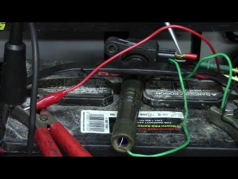 Bench Testing a DIS Ignition Coil (COP)