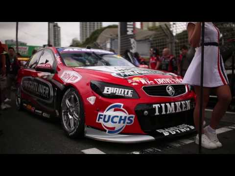 Supercars Gold Coast 600, 2016