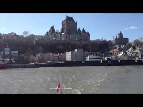 Quebec - Levis Ferry