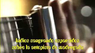 The Doors - Ghost Song (subtítulado en español)