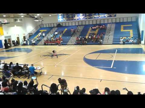 """""""Lady G"""" captain solo dancing battle in tampa fl c"""
