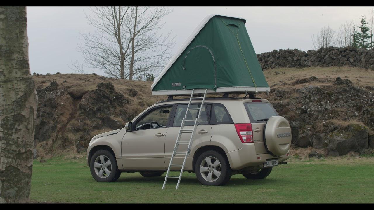 car rental iceland camping cars