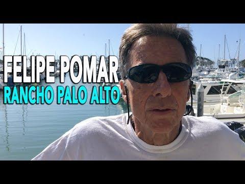 Felipe Pomar on the Waves of Rancho Palo Alto