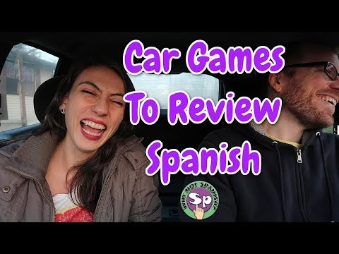Practice Your Spanish On The Road