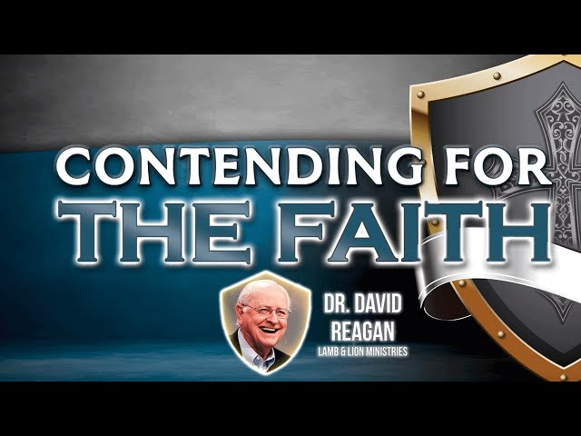 David Reagan on the Divinity of Jesus