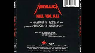 Скачать Metallica Kill Em All Remasterd 2016 Full Album HD