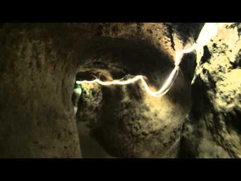 Niyaasar Cave, Kashan(Esfahan Province), Iran